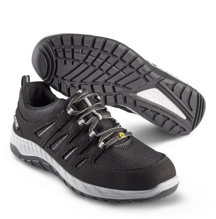 Maddox Black-Grey Low